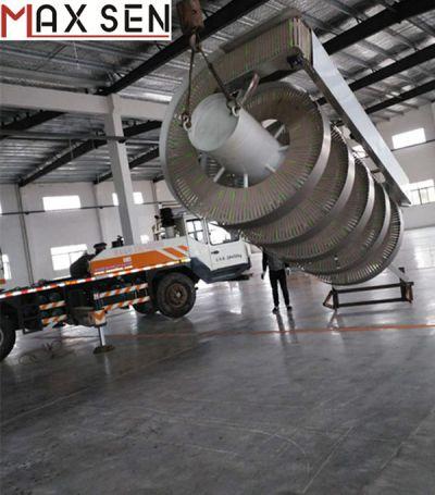 广州链板式螺旋输送机 螺旋升降机