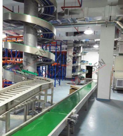 广州链板式螺旋输送机