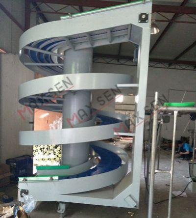 广州多层链板式螺旋输送机