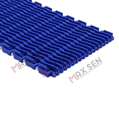 昆山MX500-3突肋型塑料模块网带(900型)