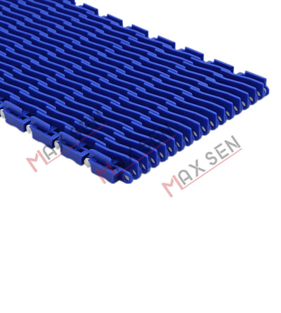 MX500-3突肋型塑料模块网带(900型)