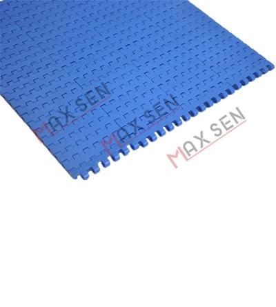 MX100平板型网带,节距12.7