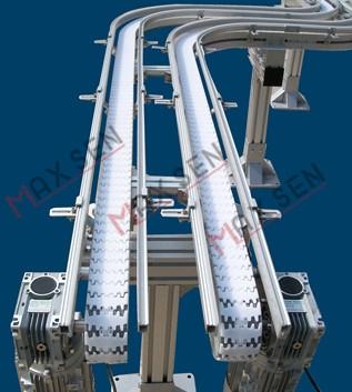 双排柔性链输送机